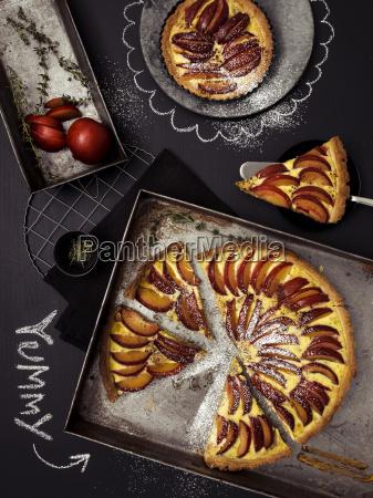 plumen, tarte - 16327899