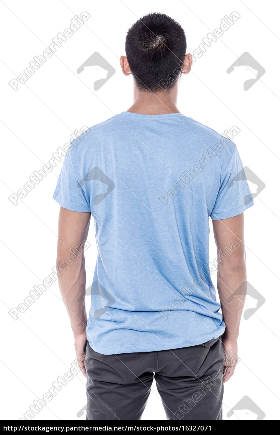 rear, view, of, young, man - 16327071