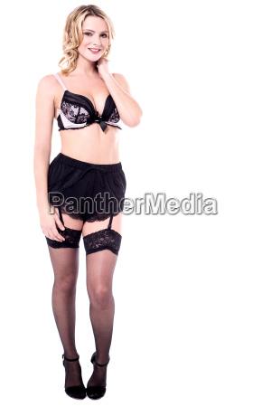 stunning, sexy, woman, in, bikini - 16327209
