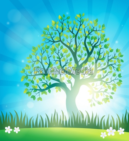 spring, topic, background, 4 - 16328689