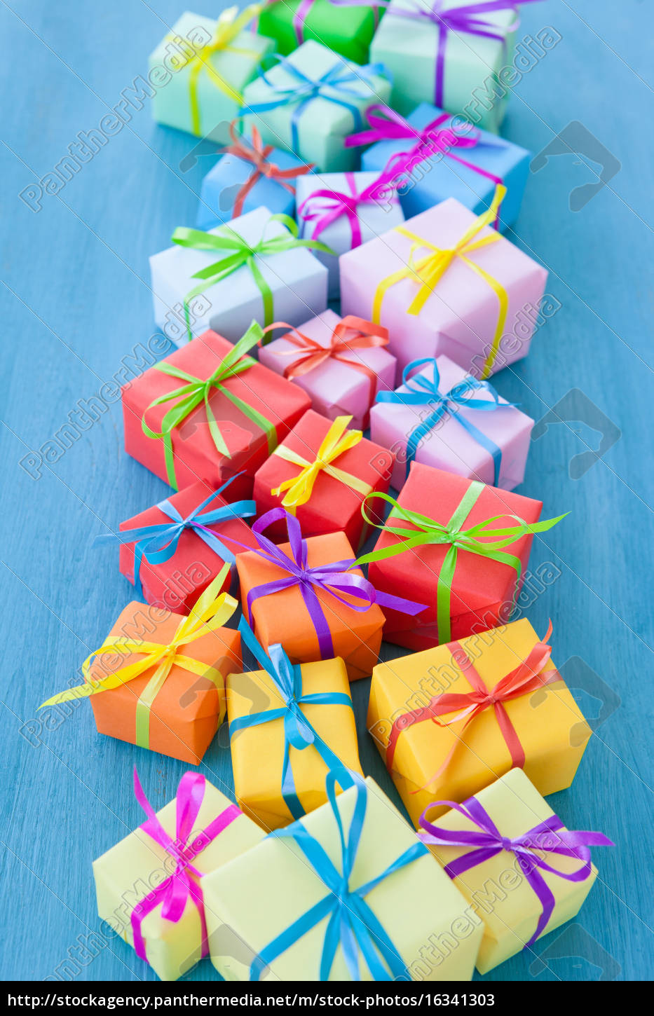 small, colorful, gifts - 16341303