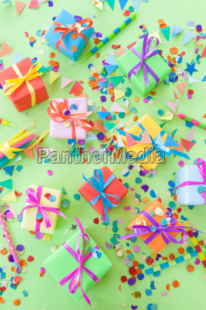 small, colorful, gifts - 16341313