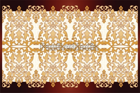 antique, ottoman, borders, and, frames, series - 16342797