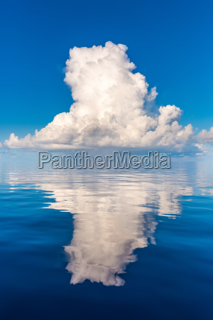 beautiful, cloud, over, ocean - 16344677