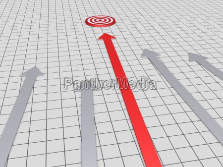 best arrow finds target