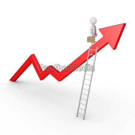 success of businessman