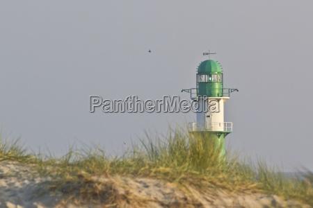 germany mecklenburg western pomerania warnemuende green