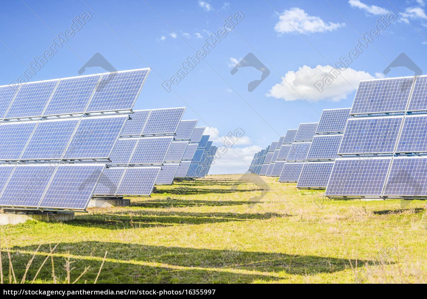 solar, panels, to, produce, green, energy. - 16355997