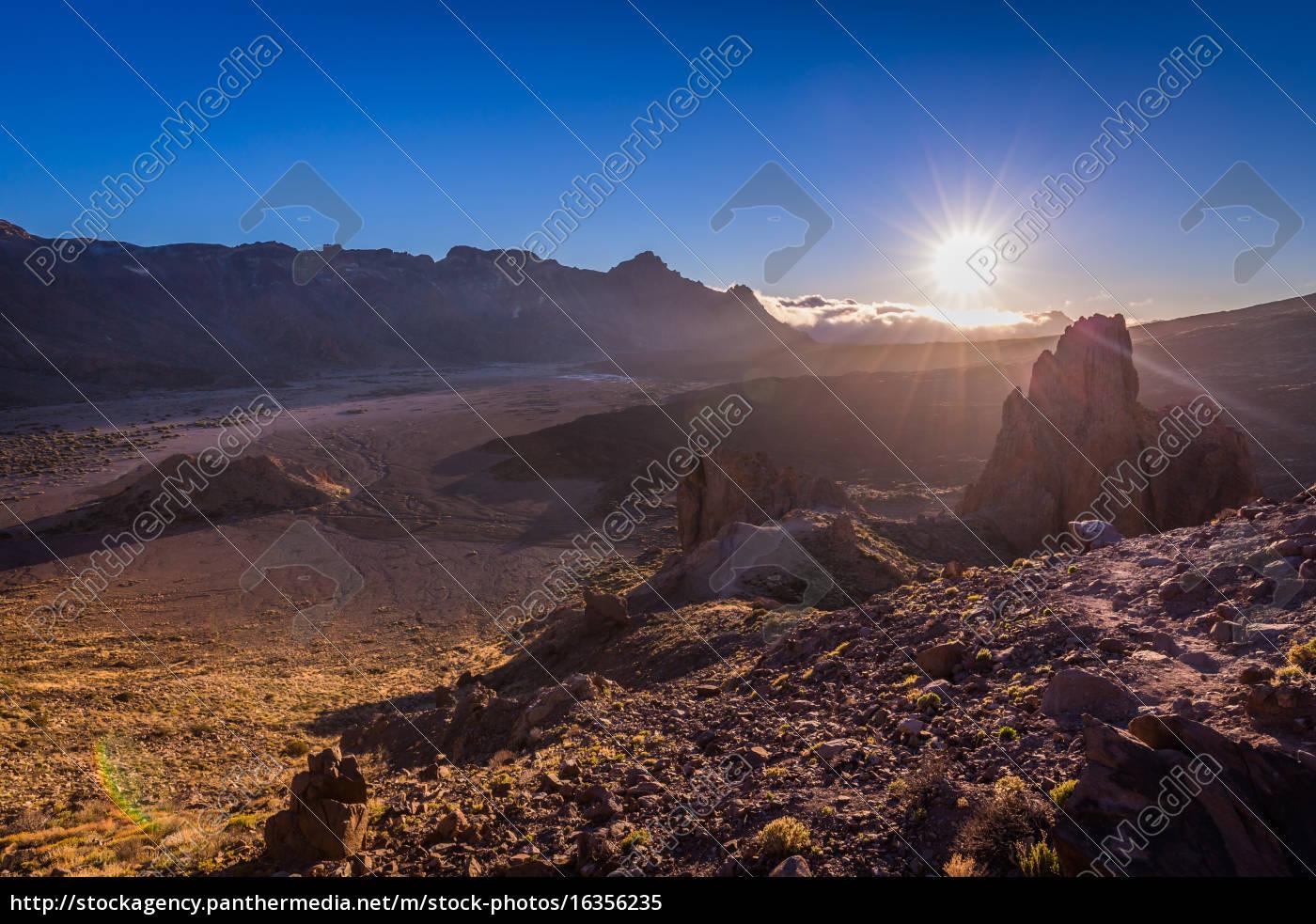 volcano, pico, del, teide, el, teide, national - 16356235