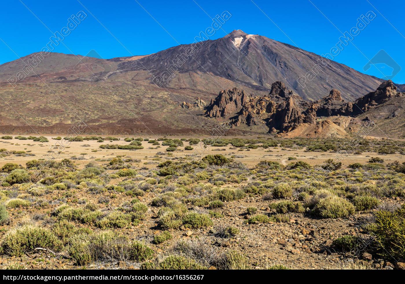 volcano, pico, del, teide, el, teide, national - 16356267