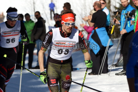dm long distance cross country skiing