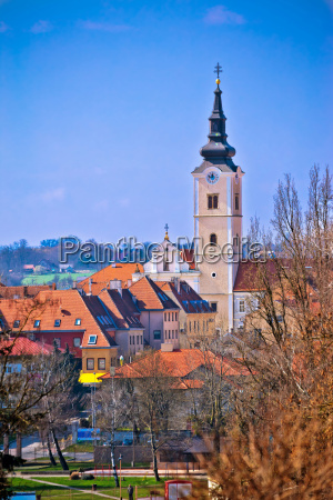 church of saint ana in krizevci