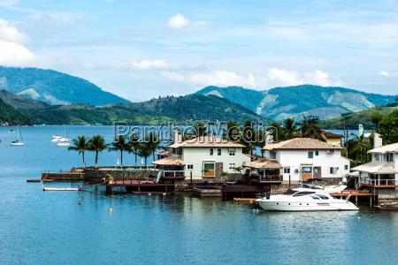 beach houses near paraty rio de