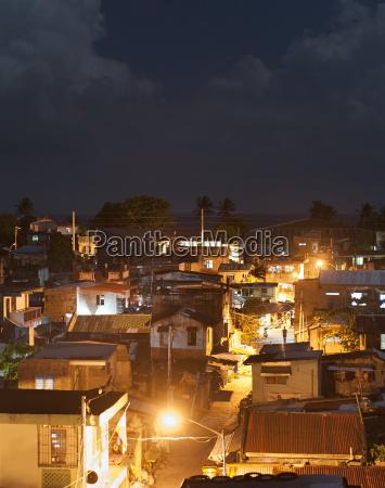 slums at night philippines