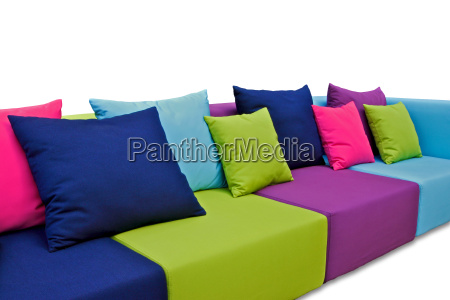 outdoor furniture with cushions and pillows