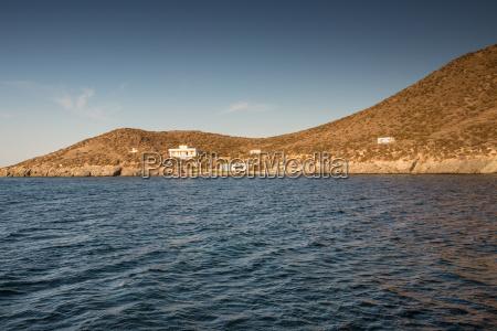 isla grosa spanish island near
