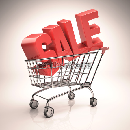shopping cart sale