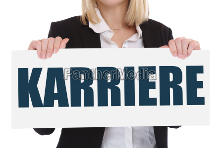 career successful professional success business concept