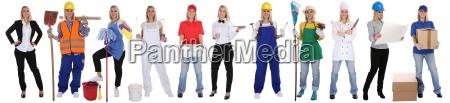 erhverv erhvervsuddannelse business kvinde karrierevalg mennesker