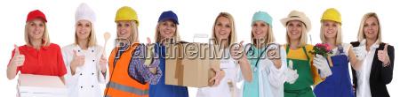 erhverv erhvervsuddannelse business kvinde karrierevalg succes