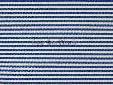 blue striped fabric texture background