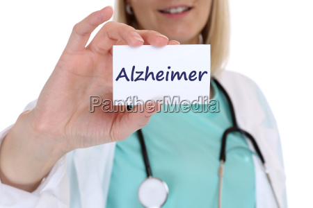 alzheimers disease sick healthy health doctor