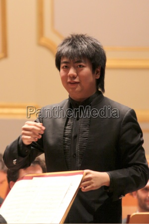 the chinese star pianist lang lang