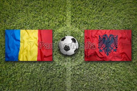 romania vs albania group a