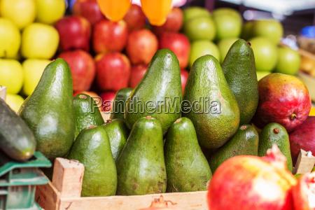 fresh exotic papaya fruit