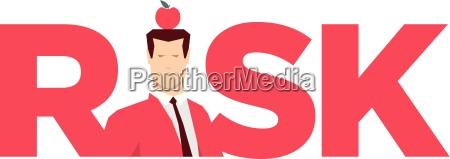 red, suit, businessman. - 16623352