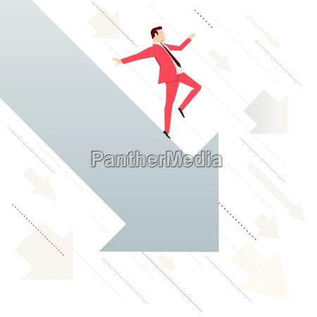 red, suit, businessman. - 16623372