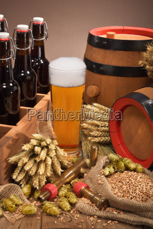 alcohol beer glass beer beer bottle