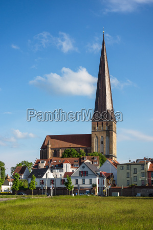 view of st peters church in