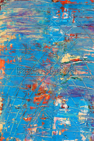 abstract painting on canvas as background