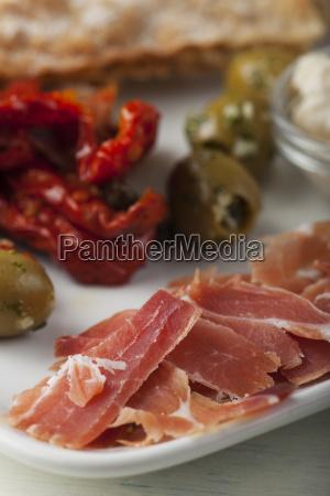 south tyrolean ham