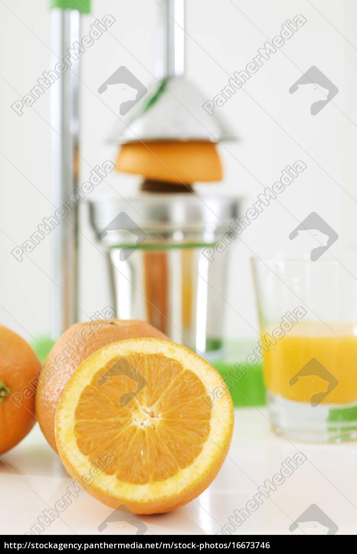 making, fresh-squeezed, orange, juice - 16673746