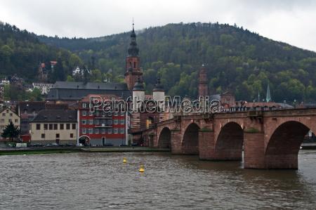 old neckar bridge