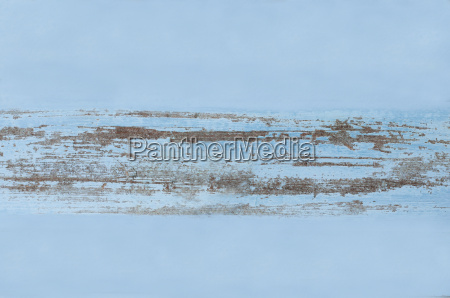 scratched blue wood background