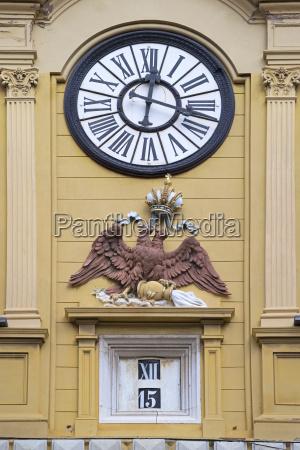 rijeka clock