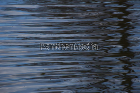 blue water ripples surface texture