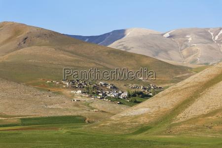 turkey east anatolia van province village