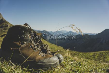 austria tyrol tannheimer tal hiking boots