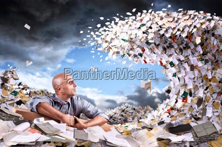 castaway in bureaucracy