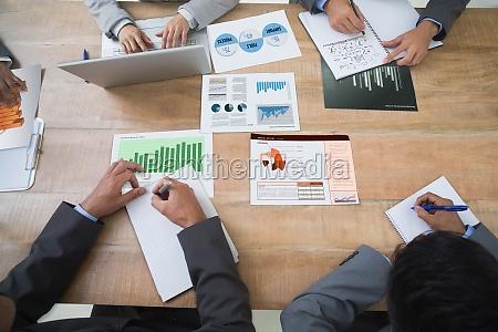 composite image of success brainstorm