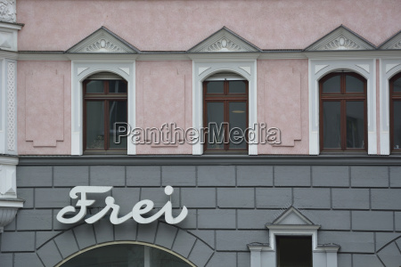 germany bavaria munich grey and pink