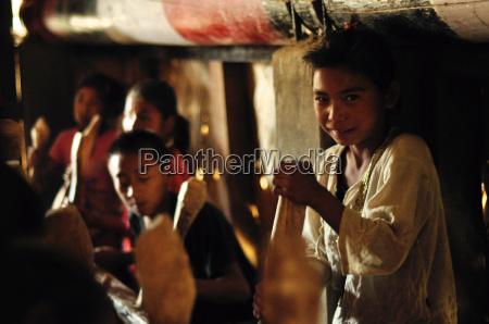 children in nagaland india