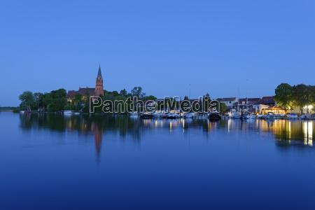 germany roebeln mecklenburg lake district mueritz