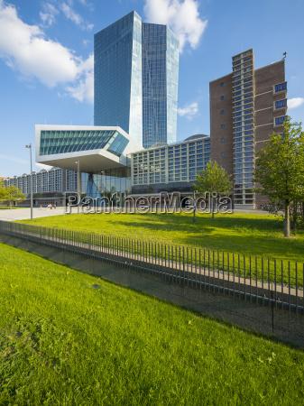 germany frankfurt european central bank main