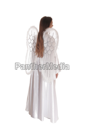 angel standingin profile 5