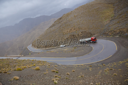 morocco mountain pass